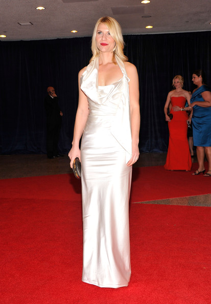 Claire Danes Evening Dress