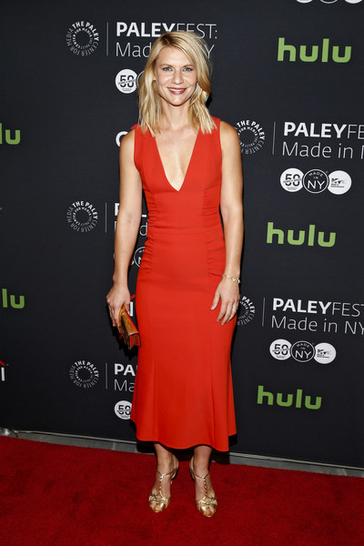 Claire Danes Evening Sandals