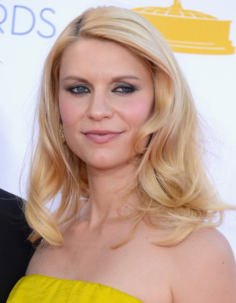 Claire Danes Smoky Eyes