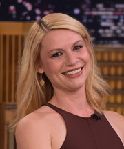 Claire Danes sported a fuss-free shoulder-length 'do when she appeared on 'Jimmy Fallon.'