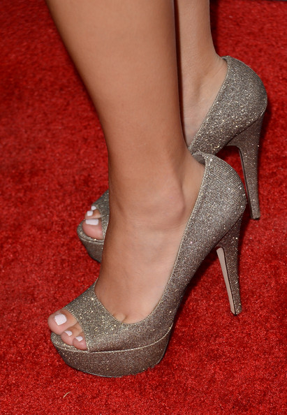 Claire Holt Shoes