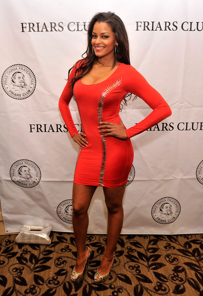 Claudia Jordan Cocktail Dress