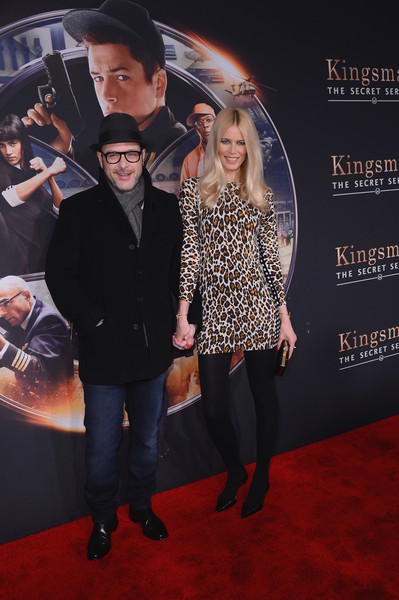 'Kingsman: The Secret Service' Premieres in NYC
