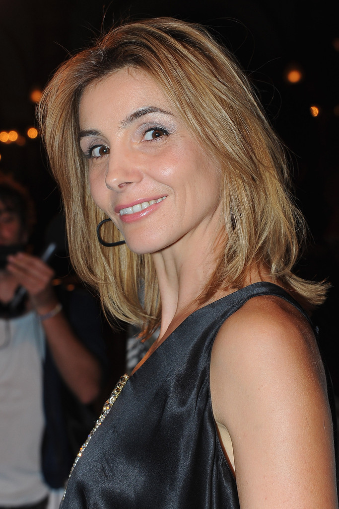 Clotilde Courau Mid Length Bob Mid Length Bob Lookbook
