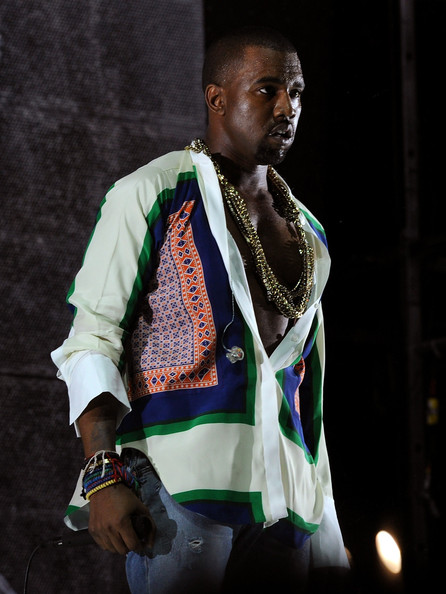 More Pics of Kanye West Tunic (1 of 43) - Kanye West Lookbook - StyleBistro
