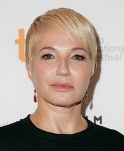 Ellen Barkin looked super cool with her pixie cut at the TIFF premiere of 'The Cobbler.'