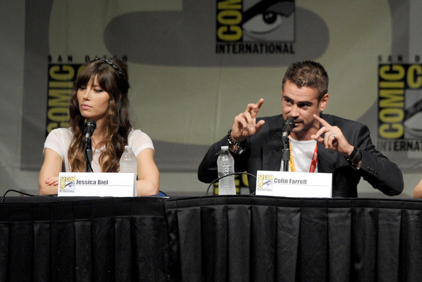 """Sony Preview - """"Total Recall,"""" """"Looper"""" And """"Eylsium"""" - Comic-Con International 2012"""