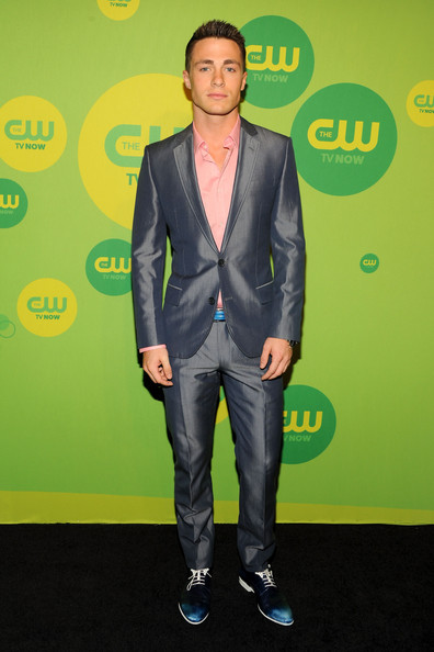 Colton Haynes Men's Suit