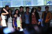 Nikki Reed and Taylor Lautner Photo