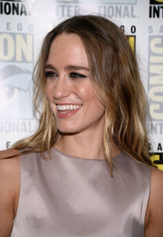 Ruta Gedmintas rocked messy waves during Comic-Con International 2016.