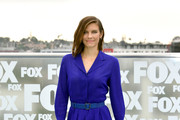 Lauren Cohan Shirtdress