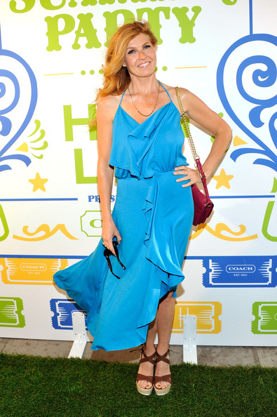 Connie Britton Day Dress
