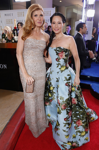 smartwater At The Golden Globes Red Carpet