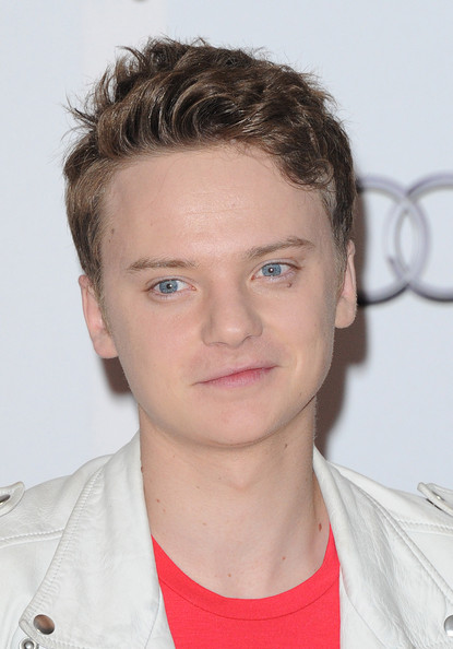 Conor Maynard Short Wavy Cut