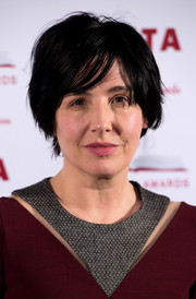 Sharleen Spiteri wore her hair in a casual, messy style at the Costa Book of the Year Awards.