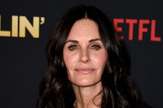 Courteney Cox Long Curls