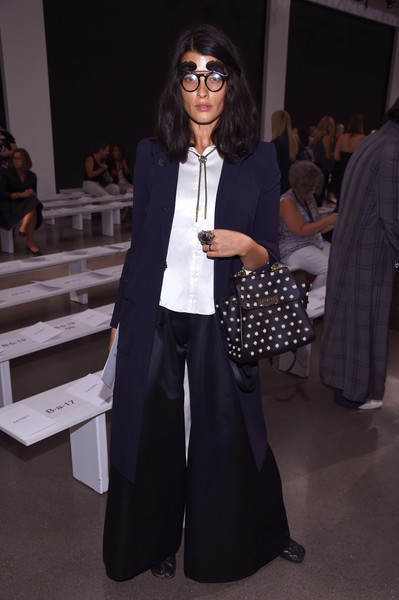 Crystal Renn Wide Leg Pants