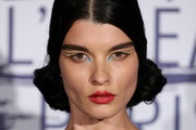 Crystal Renn Stage Makeup