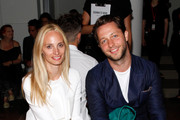 Derek Blasberg and Lauren Santo Domingo Photo