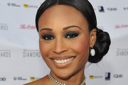 Cynthia Bailey Braided Bun