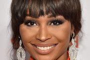 Cynthia Bailey Loose Ponytail