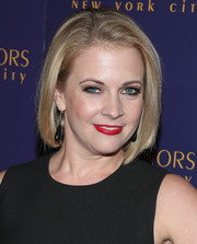 Melissa Joan Hart sported a classic bob when she attended the DGA Honors.