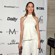 Nicole Trunfio at the 4th Annual Fashion Media Awards