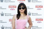 Daisy Lowe Oversized Sunglasses