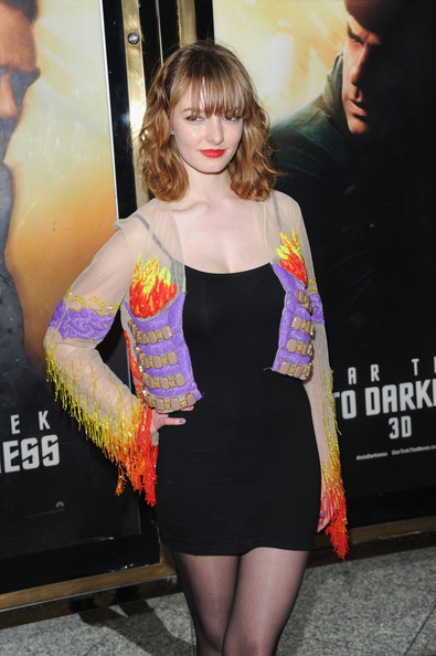 Dakota Blue Richards Hair