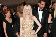 Dakota Fanning Is Delightfully Best Dressed in Valentino at the 2011 Met Gala