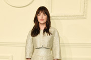 Dakota Johnson Cropped Jacket