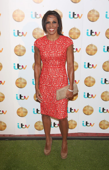 Dame Kelly Holmes Cocktail Dress