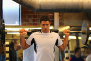 Dan Carter Athletic Top