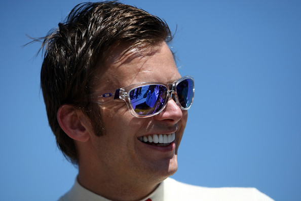 Dan Wheldon Oval Sunglasses []