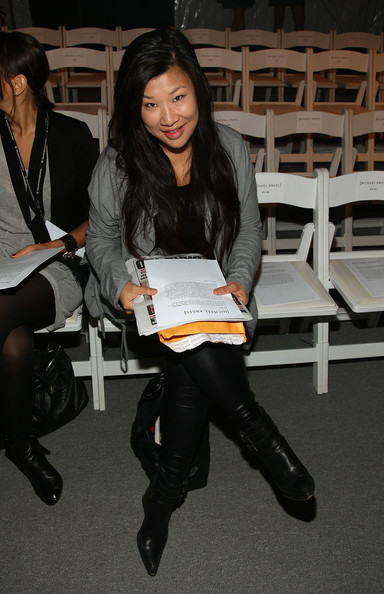 Michael Angel - Front Row - Spring 2010 MBFW