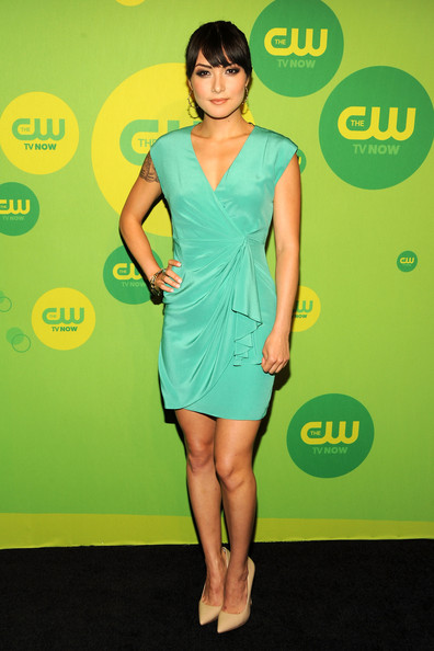 Daniella Pineda Cocktail Dress