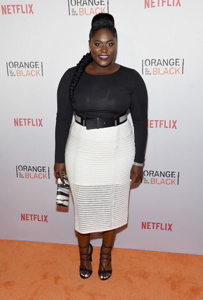 Danielle Brooks Long Sleeve T-Shirt