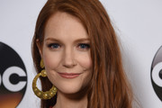 Darby Stanchfield Long Side Part