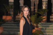 Daria Werbowy Halter Dress