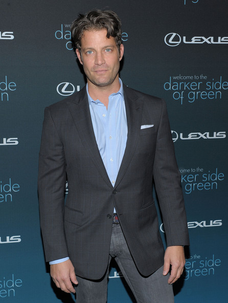 More Pics of Nate Berkus Short Wavy Cut (1 of 2) - Nate Berkus Lookbook - StyleBistro