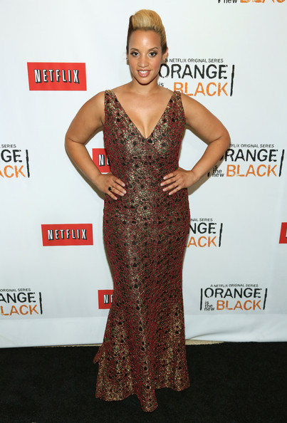 Dascha Polanco Evening Dress