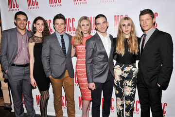 "David Hull Zosia Mamet ""Really, Really"" Opening Night - After Party"