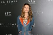 Dawn Olivieri Denim Jacket