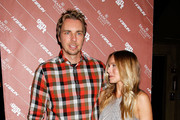 Dax Shepard Button Down Shirt