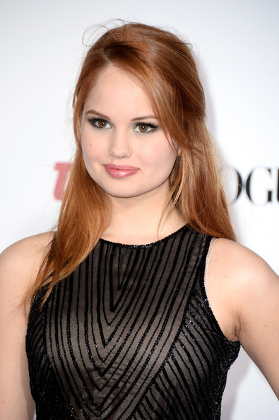 Debby Ryan Half Up Half Down