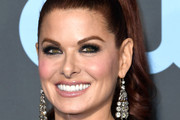 Debra Messing Ponytail