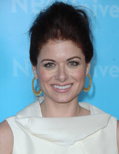 Debra Messing French Twist
