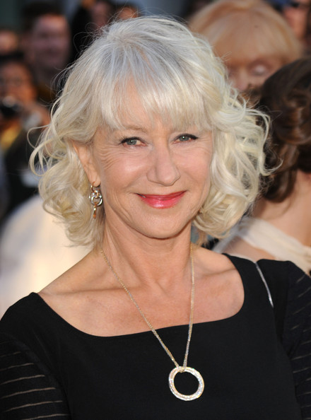 Helen mirren 39 s curls haute hairstyles for women over 50 for Haute hairie