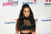 Demi Lovato Crop Top