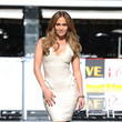 Jennifer Lopez in Herve Leger by Max Azria